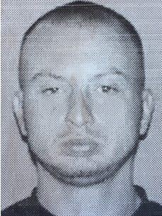 Ryan Novick, 35, led state police on car and foot chase where two troopers and motorist were injured.