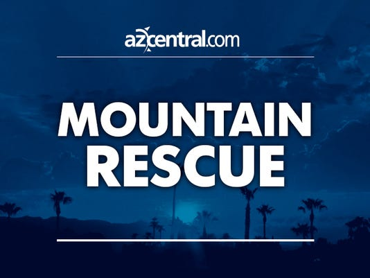 azcentral placeholder Mountain rescue