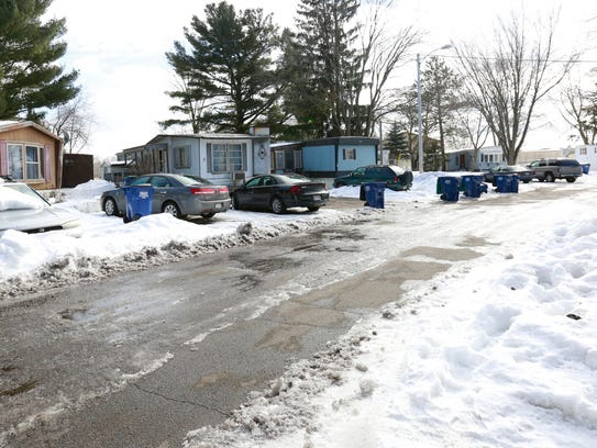 Residents Await Deadline For Hellhole Trailer Park To