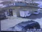 A screenshot from a surveillance video at Fine Store