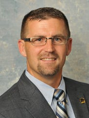 Dr. Jay Burkhart will be South Western School District's