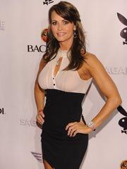 Karen McDougal, ex modelo de Playboy.