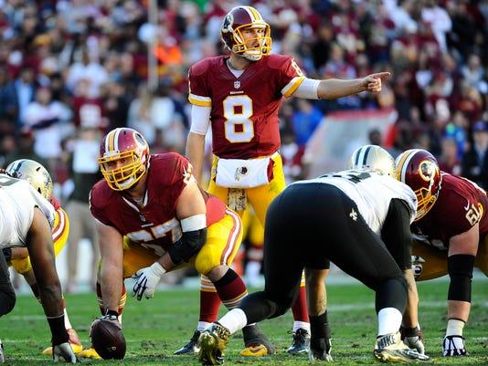 NFL: New Orleans Saints at Washington Redskins