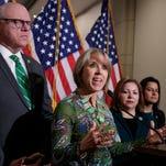 Transgender woman alleges discrimination at Rep. Lujan Grisham's office