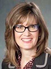 Jana Renner, program officer at Paso del Norte Health