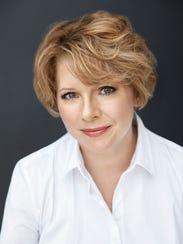 Author Melanie Benjamin.