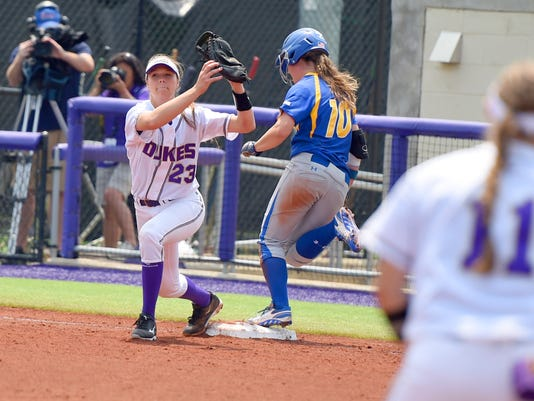 Hofstra defeats James Madison - CAA Softball