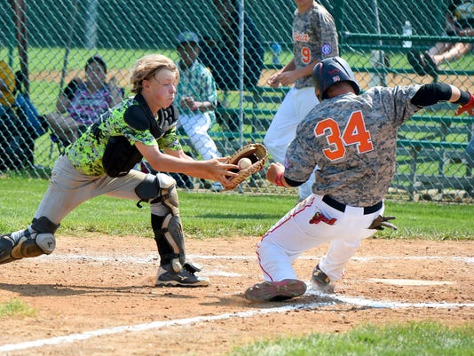 Augusta Babe Ruth vs. Greensville Babe Ruth