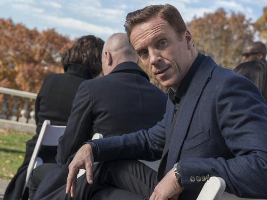 """Damian Lewis as Bobby """"Axe"""" Axelrod in Billions. A"""