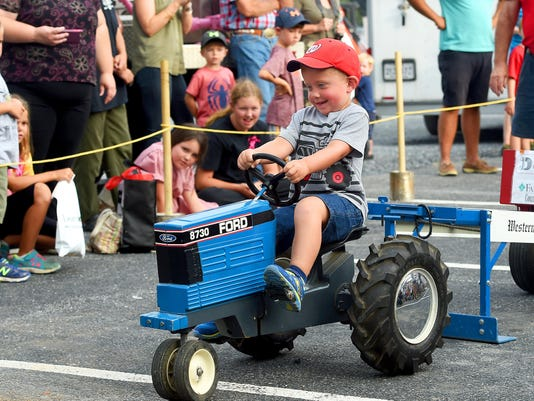 Augusta County Fair - Day Two