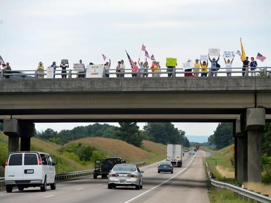 -Protest in 71217Vernoa .JPG_20140719.jpg