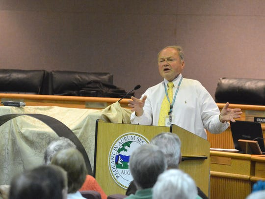 Citizens rally against proposed pipeline