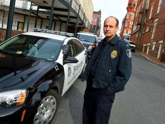 Staunton Police Chief Jim Williams2