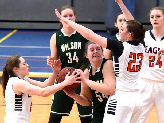 Wilson Memorial vs. Clark County - Reg. 2A East Championship