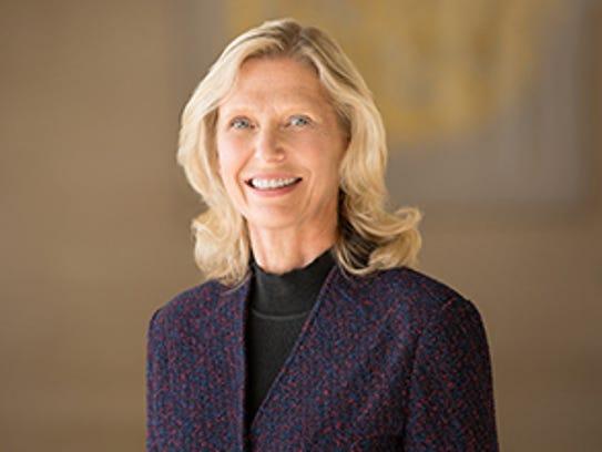 Kathryn Marinello, CEO Hertz, Feb. 28.