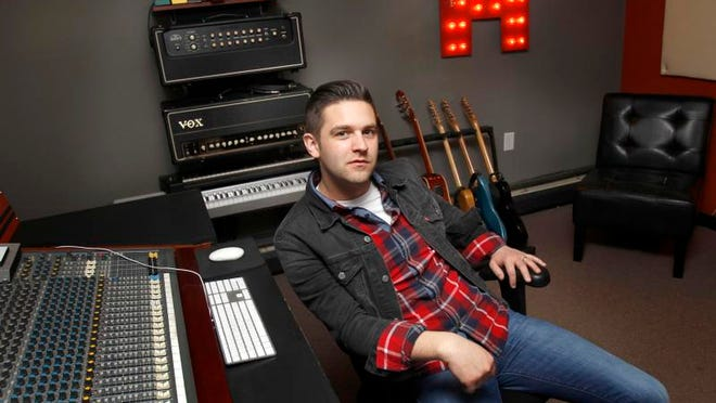 Tony Anders runs Studio H. in Appleton.