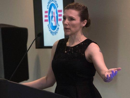 Melissa Gillespie details her 17-year journey in getting