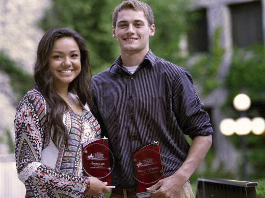 Post-Crescent Media's Prep Athletes of the Year were