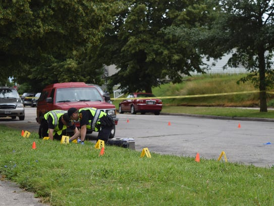 This is the first murder in Sheboygan since 2014, according