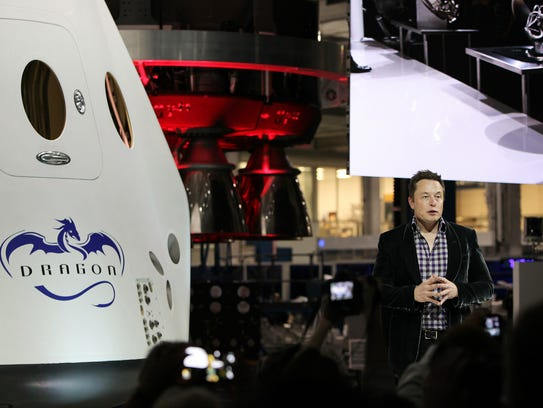 In June 2014, SpaceX CEO and founder Elon Musk discussed