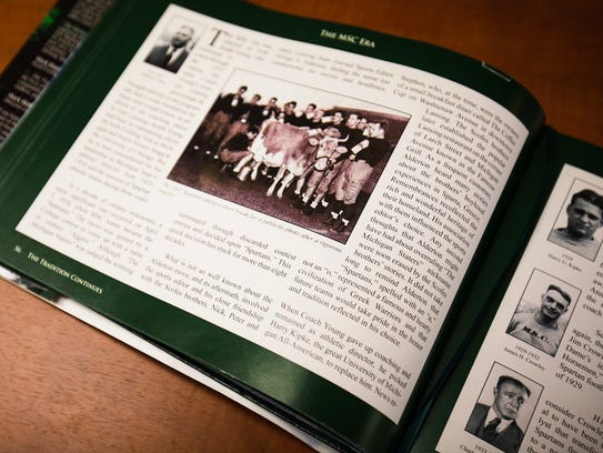An excerpt inside 'The Tradition Continues' notes the