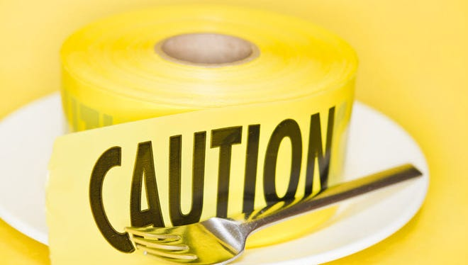 Fed up with food allergies? Follow these tips when eating away from home.