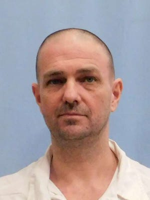 Michael Wayne Eggers is scheduled to be executed by lethal injection on Thursday, March 15.