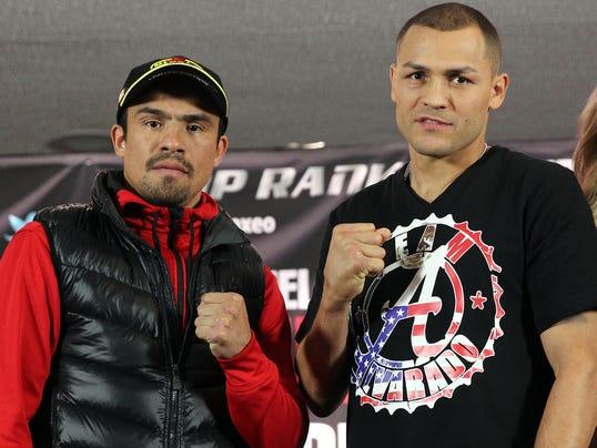 Marquez and Alvarado