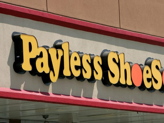 The shoe chain, Payless ShoeSource, has filed for Chapter
