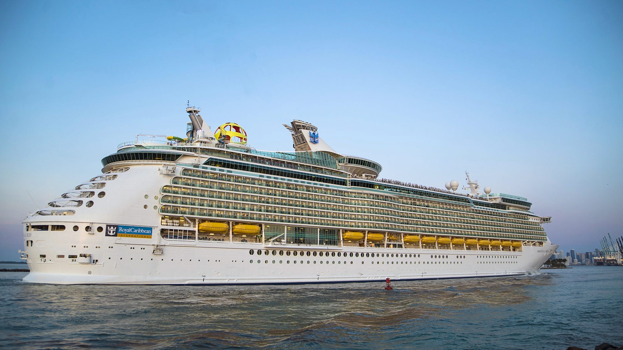 Royal Caribbeanu0027s revamped Mariner of the