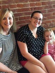 Sneak peek Nancy Bennett, her daughter Cassie Madden