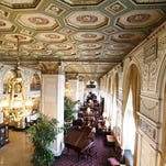 The Brown Hotel is one of the top properties in Louisville, Kentucky.