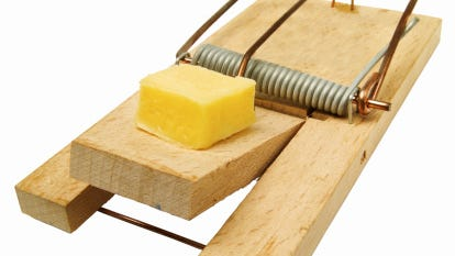 Building a better mousetrap may not be enough to lure customers from the status quo.