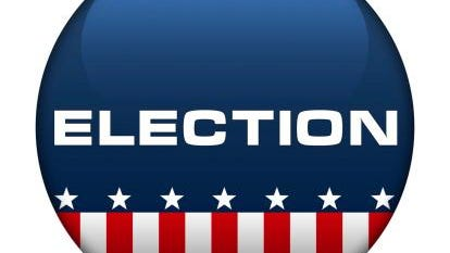 American Election icon button