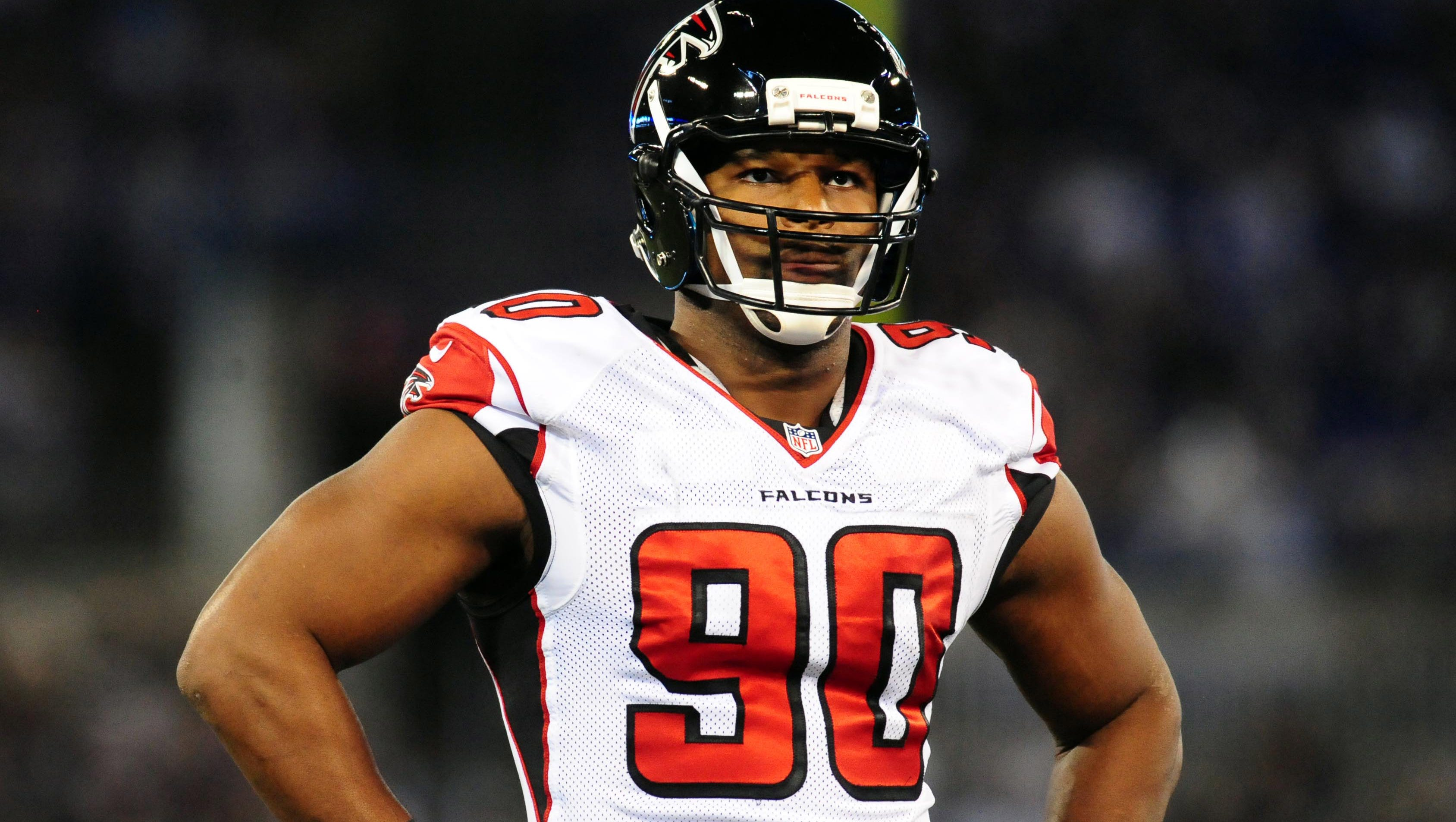 How much did Osi Umenyiora pay for his new number?