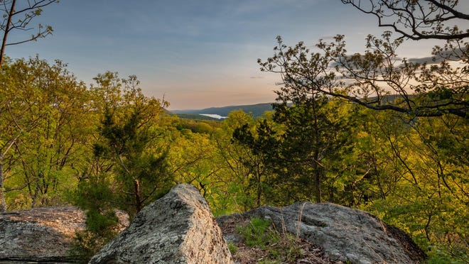 The Orange County Land Trust recently purchased 73 acres adjacent to Sterling Forest State Park near Greenwood Lake in the Town of Warwick. The property is open to the public.