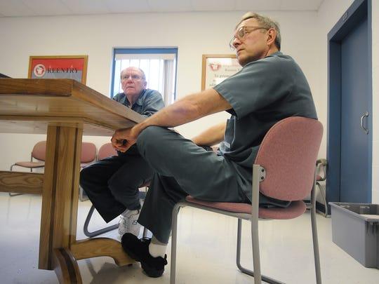 Stanley Correctional Institute inmates Dale Basten,