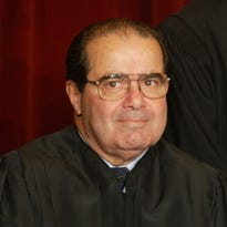 US Supreme Court Associate Justice Antonin Scalia died Saturday in Texas.