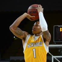 UWM 74, Wright State 73: Surviving late meltdown