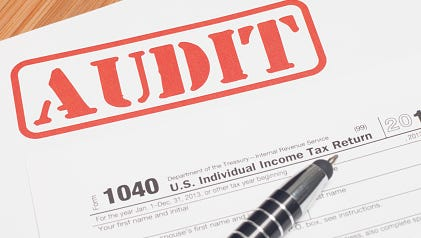 The Internal Revenue Service has gotten much leaner lately but that doesn't mean you won't face an audit.