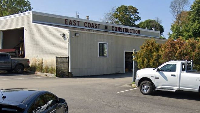 East Coast Construction's Portsmouth location.
