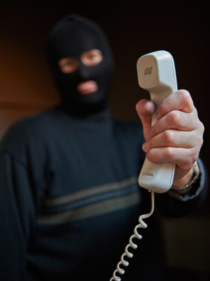Utility scammers are calling residents and threatening to shut off the power.