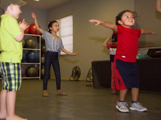 ACT Preschool Classes 3