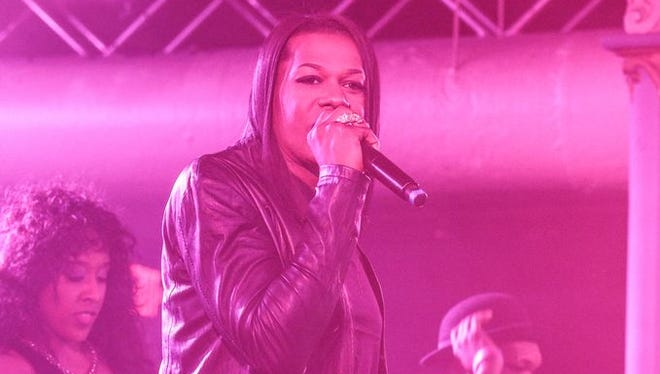 Big Freedia performs Wednesday at Old National Centre.