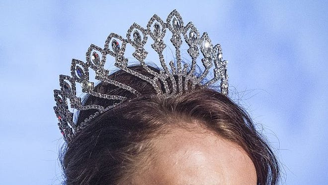 The 2016 Delaware County Fair Queen will be crowned Saturday, June 25.
