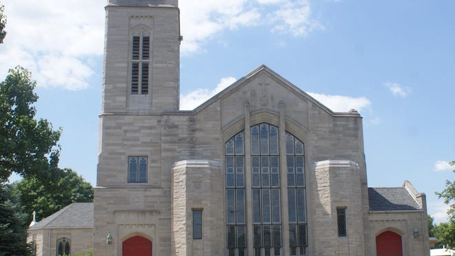 St. Paul United Church of Christ in Pekin is inviting area residents to enjoy musical interludes played on the church's carillon throughout the Fourth of July weekend.