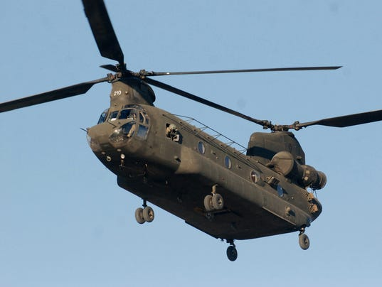 AP Afghanistan US Russia Copter Deal