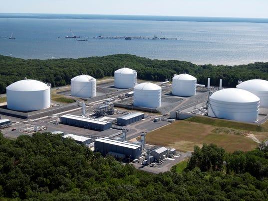Natural Gas In Calvert County