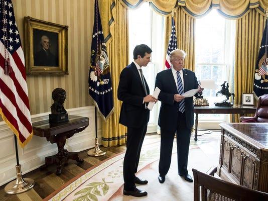 Donald Trump, Jared Kushner