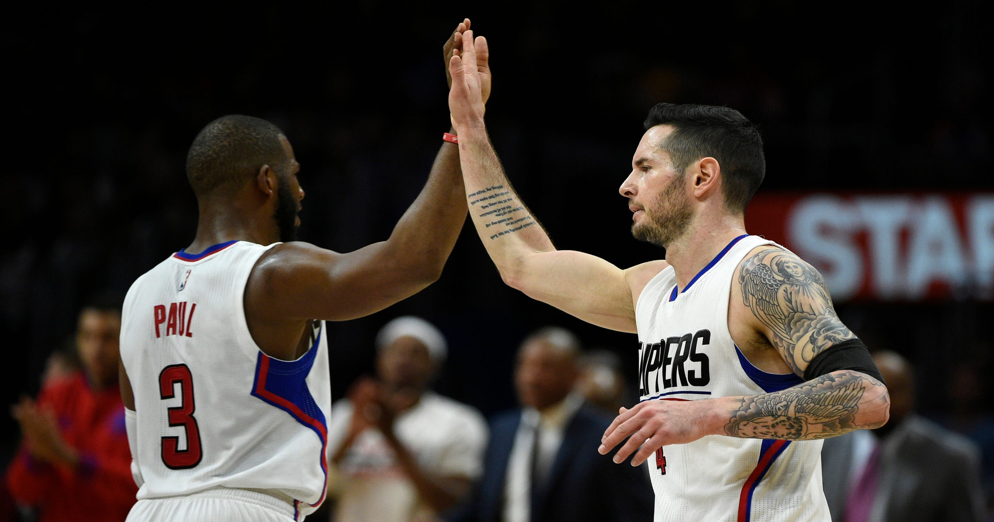 c009d71c5 Clippers roll past Bulls for fourth straight win